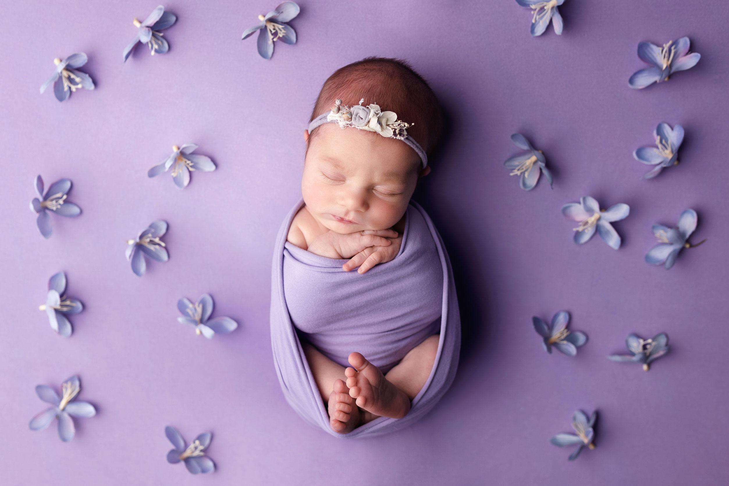 baby newborn photoshoot studio portrait stalbans
